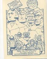 WICHITA Kansas,  National Postcard Week, Illustrateur Hal N Ottaway, Limited Edition 300ex - Wichita