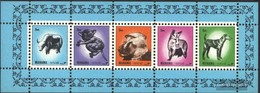 Manama Block239a (complete Issue) Unmounted Mint / Never Hinged 1972 Clear Brands: Animals - Manama