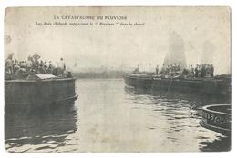 CALAIS (62, Pas De Calais) La Catastrophe Du PLUVIOSE , 1910 - Calais
