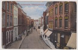 's-Hertogenbosch - Vuchterstraat Met Volk - 1921 - 's-Hertogenbosch