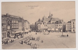 's-Hertogenbosch - Markt Met Volk - 1910 - 's-Hertogenbosch