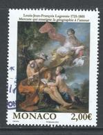 Monaco Yv 3037 Jaar 2016, Hoge Waarde, Gestempeld - Oblitérés