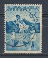 Nederlandse Antillen/Netherlands Antilles 1951 Mi: 31 Yt: 224 Nvph: 236 (Gebr/used/obl/o)4371) - Curaçao, Nederlandse Antillen, Aruba