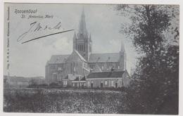 Roosendaal - St. Antonius Kerk - 1905 - Roosendaal