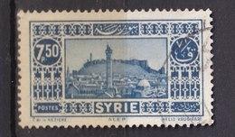 Colonies Françaises - SYRIE -  1930 - Timbre Oblitéré N° YT 211 - Prix Fixe Cote 2017 à 15% - Syrie (1919-1945)
