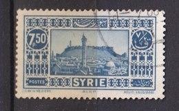 Colonies Françaises - SYRIE -  1930 - Timbre Oblitéré N° YT 211 - Prix Fixe Cote 2017 à 15% - Gebraucht