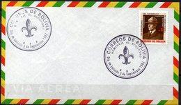Bolivia 1982 CEFIBOL 1178s SPD 75 Años Scoutismo Nacional. 125 Años Sir Baden Powell. - Bolivie