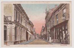 Tilburg - Heuvelstraat Met Volk - 1915 - Tilburg