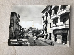 BATTIPAGLIA VIA MAZZINI  1950 - Battipaglia
