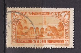 Colonies Françaises - SYRIE -  1930 - Timbre Oblitéré N° YT 208 - Prix Fixe Cote 2017 à 15% - Gebraucht