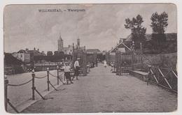 Willemstad - Waterpoort Met Volk - Nauta 5824 - Nederland