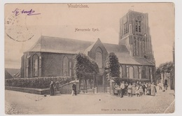 Woudrichem - Hervormde Kerk Met Volk - Zeer Oud - Netherlands