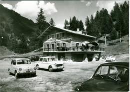 FORCELLA LAGAZZON CANALE D'AGORDO  FREGONA  BELLUNO  Rifugio Lagazzon  Agordino  Auto Fiat 500 600 1000 NSU Prinz - Belluno