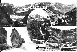 CPA-1955-65-GAVARNIE-MULTIVUES--TBE - Gavarnie