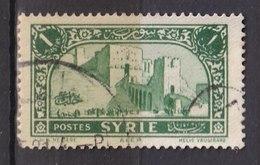 Colonies Françaises - SYRIE -  1930 - Timbre Oblitéré N° YT 204 - Prix Fixe Cote 2017 à 15% - Gebraucht
