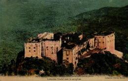 HAÏTI - La Citadelle Laferrière Vue En Avion - Haïti