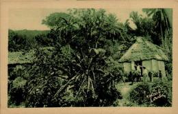 HAÏTI - Les Jolis Coins De Jérémie - Chaumières Près Du Pont - Haïti