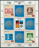 Paraguay 1987 750 Jahre Berlin 10 DM Gedenkmünze 4129 K Postfrisch (C27938) - Paraguay