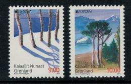 Groenland 2011 // Europa Timbres Neufs ** MNH No.558-559 Y&T - Neufs