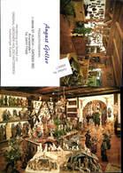 608417,Krippe Weihnachtskrippe Weihnachten August Goller St. Ulrich Gröden Südtirol - Weihnachten