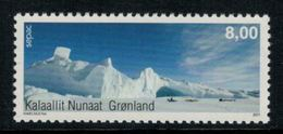 Groenland 2011 // Paysages Sepac Timbres Neufs ** MNH No.573 Y&T - Neufs