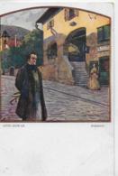 AK 0217  Nowak , Otto - Schubert / Galerie Wiener Künstler Um 1916 - Sänger Und Musikanten