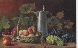 AK 0217  Obst - Stilleben Um 1920 - Malerei & Gemälde