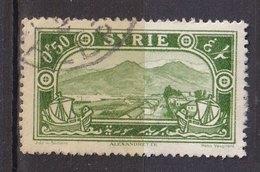Colonies Françaises - SYRIE -  1925 - Timbre Oblitéré N° YT 156 - Prix Fixe Cote 2017 à 15% - Gebraucht