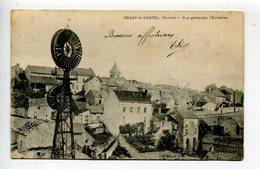éolienne Cruzy Le Chatel - Autres Communes