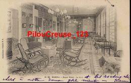 """ALGERIE - BISKRA - """" Royal Hôtel - Le Hall """" - CARTE PRECURSEUR - Biskra"""