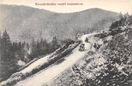 Romania Borszek-furdore Vezeto Serpentin-ut - Romania