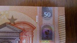 50 € Italy S016A1 UNC - 50 Euro