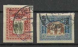 Estonie Estonia 1920 For Disabled Soldiers Michel 25 - 26 O - Estonie