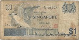 Singapur - Singapore 1 Dollar 1976 Pk 9 Ref 1 - Singapur