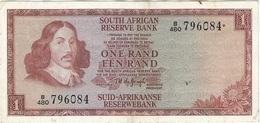 Sudáfrica - South Africa 2 Rand 1975 Pk 115 B Firma De Jongh Ref 2 - Zuid-Afrika