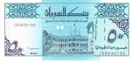 Sudán 50 Pounds 1992 Pk 54 D.1 UNC - Sudan