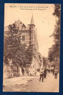 Arlon. Rue De La Station. Couvent Des Chanoinesses De St. Augustin. Monument Orban De Xivry. 1922 - Arlon