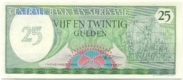Surinam - Suriname 25 Gulden 1-11-1985 Pk 127 B UNC - Surinam