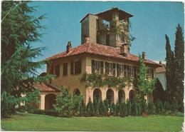 W2512 Lugano - Montagnola - View Of The Director's House The American School In Switzerland / Viaggiata 1965 - TI Tessin