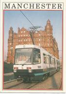 W2516 Manchester - Tram / Viaggiata 1995 - Manchester