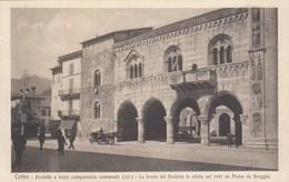 COMO-BROLETTO E TORRE CAMPANARIA-CARTOLINA NON  VIAGGIATA-ANNO 1925-1935 - Como