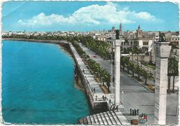 W2518 Tripoli - Sciara Adriano Pelt - Panorama / Viaggiata 1961 - Libia