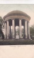 HANNOVER. LEIBNITZ DENKMAL. CPA CIRCA 1900 - BLEUP - Hannover