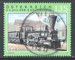 Oostenrijk, Mi 3435 Jaar 2018, Hogere Waarde, Prachtig Gestempeld - 1945-.... 2ème République