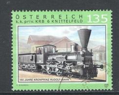 Oostenrijk, Mi 3435 Jaar 2018, Hogere Waarde,  Gestempeld - 1945-.... 2ème République