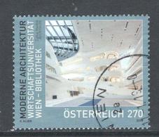 Oostenrijk, Mi 3437 Jaar 2018, Hoge Waarde,  Gestempeld - 1945-.... 2ème République