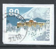 Oostenrijk, Mi Dispenser Jaar 2019,  Gestempeld, Op Papier - 1945-.... 2ème République