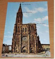 Ansichtskarten-Straßburg-3 Stück.-un-gelaufen-Nr-25875-670,671,673 - France