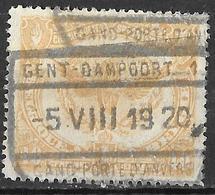 9S-171: N° TR84: GENT - DAMPOORT 1 // GAND - PORTE D'ANVERS - Chemins De Fer