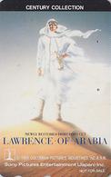 RARE Télécarte Japon / 110-011 - CINEMA FILM - LAURENCE D'ARABIE - LAWRENCE OF ARABIA  Japan Movie Phonecard - NFS 11267 - Cinéma